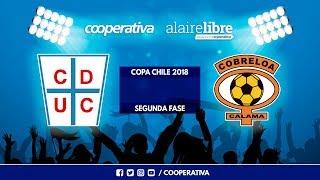 Copa Chile: Universidad Católica versus Cobreloa
