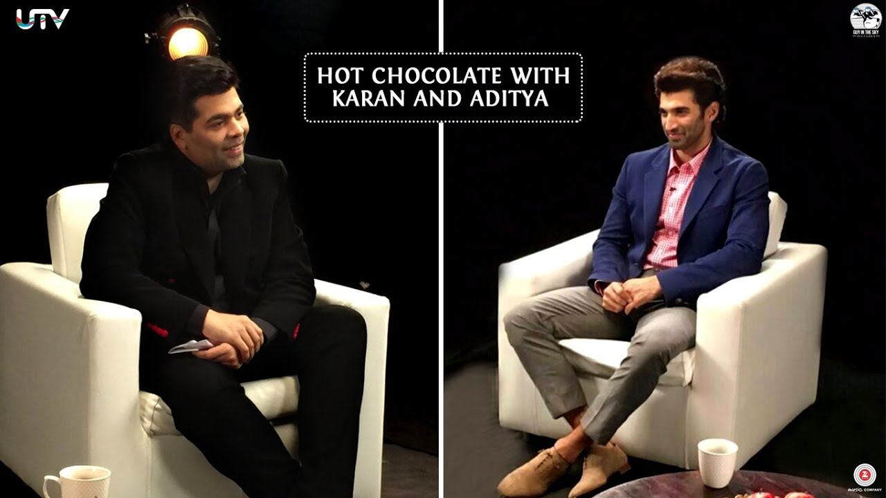 Hot Chocolate with Karan and Aditya | Full Episode | Fitoor | In Cinemas Tomorrow