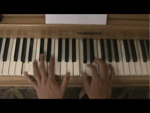 How To Play I Miss You by Blink 182 on the Piano