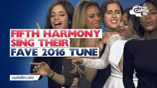 Fifth Harmony Sing Their Fave Songs!