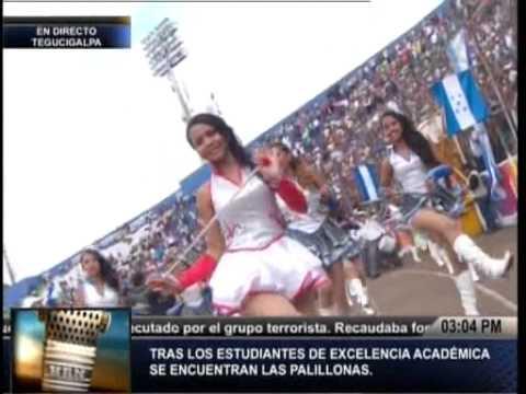 TVC La Tarde- Ovación para el Instituto Central a su llegada al Nacional