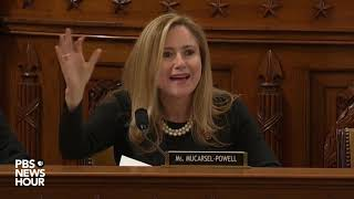 WATCH: Rep. Debbie Mucarsel-Powell's full questioning of committee lawyers