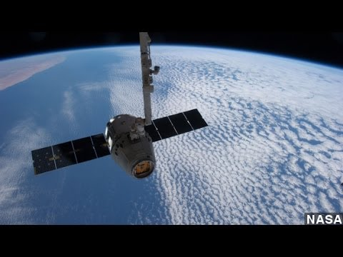 ISS Glitch Could Delay SpaceX Launch, Warrant Spacewalk