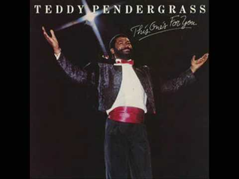 Teddy Pendergrass - The Gift Of Life (1982)