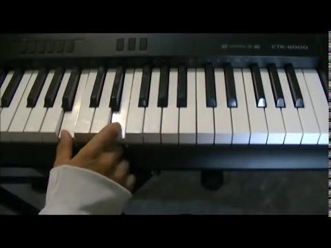 Tutorial Balada Para Adelina En Piano Explicado |TUTOSMUSICAL