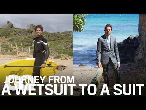 How to Become a Sports Prodigy-Waterman Kai Lenny Explains—Kai Lenny Style Challenge—GQ Magazine