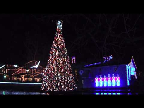 Dollywood Christmas Lights - 2011