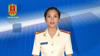 Vì An ninh Tổ Quốc - Công an Kiên Giang ngày 25-8-2017