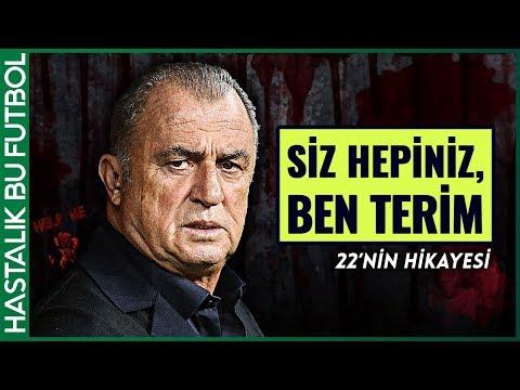 Galatasaray 22. Şampiyonluk Hikayesi |