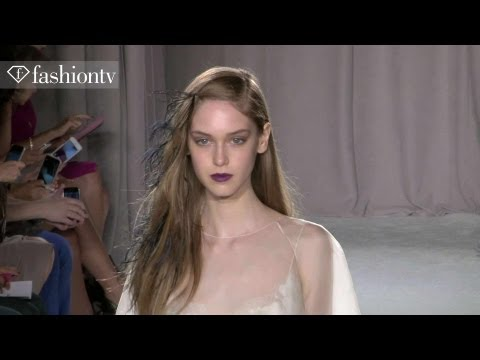 Marchesa Spring/Summer 2014   New York Fashion Week NYFW   FashionTV