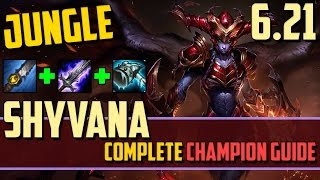Shyvana: The Real Dragonborn - League of Legends Champion Guide
