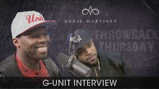 G-Unit talks to Angie Martinez