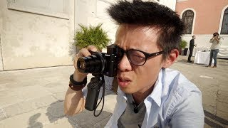 Sony RX100 VI Hands-on