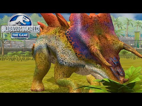 БОСС и Гибрид МОНОСТЕГОТОПС - Jurassic World The Game #169