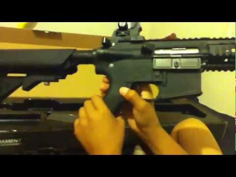 G&G GR15 Raider Blowback (Review)
