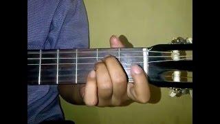 Chord Guitar - Assalamu'alaika - Maher Zain (Cover Faiz & Ayah)