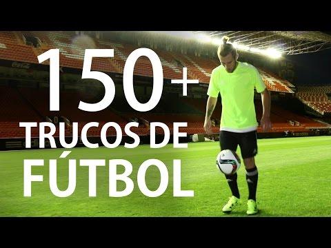 150 + Trucos de Fútbol (Tutoriales Paso a Paso) - Football Tricks Online