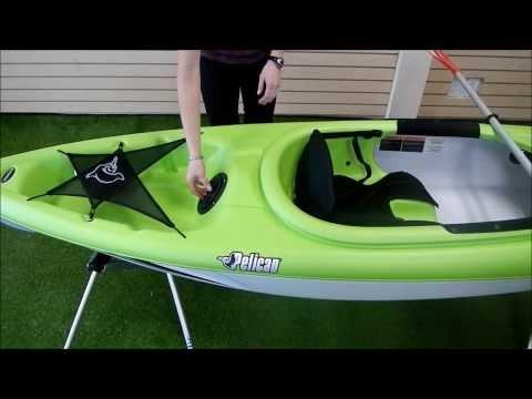 Pelican Maverick 100X kayak