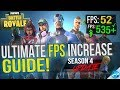 Download 🔧 FORTNITE Battle Royale: Dramatically increase performance / FPS with any setup! Season 4 in Mp3, Mp4 and 3GP