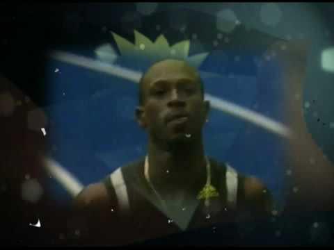 Daniel Bailey, Antigua's top 100m Sprinter - An Exceptional Guy