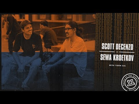 BATB 11 | Before The Battle - Week 5: Scott Decenzo vs. Sewa Kroetkov