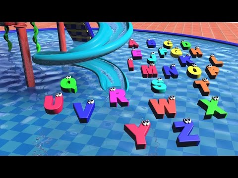 Alphabet Song | ABC Song | learn Alphabets | nursery rhymes | kids songs