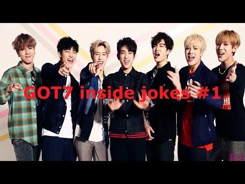 Download Lagu GOT7 inside jokes #1 MP3 Free