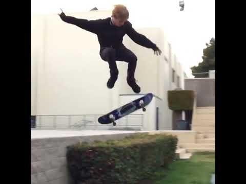 27 flips in 27 teen with @jeffdechesare | Shralpin Skateboarding