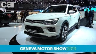 Ssangyong Korando: South Korea's all-new C-segment SUV debuts | Geneva Motor Show 2019
