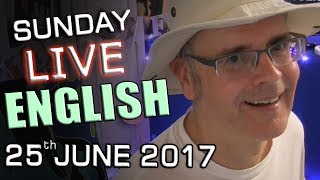 download lagu Learn English Live Lesson - Sunday Chat - 25th gratis