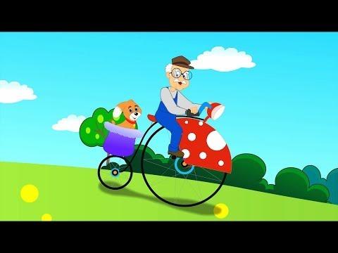 Nursery Rhymes From Oh My Genius - This Old Man Nursery Rhyme