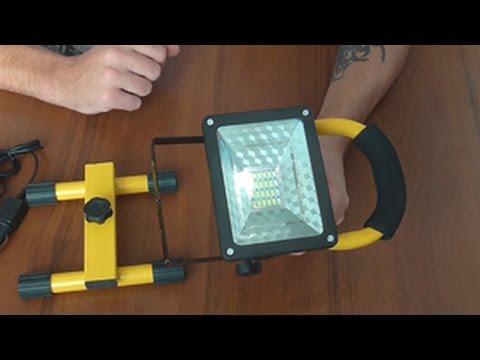 Малярный прожектор своими руками 40