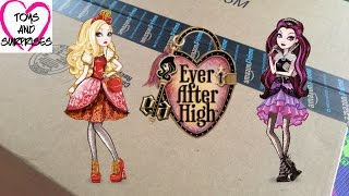 Посылка из Америки с куклами Эвер Афтер Хай Ever After High Dolls