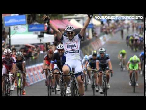 Giro d'Italia 2013 alla Radio - L'Arrivo della 5° Tappa (COSENZA - MATERA) da Radiouno RAI