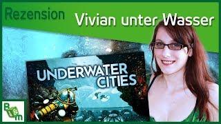 Underwater Cities - Vivians Rezension