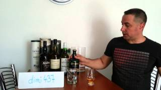 Виски обзор 3.Whisky review. Connemara Irish Single Malt.