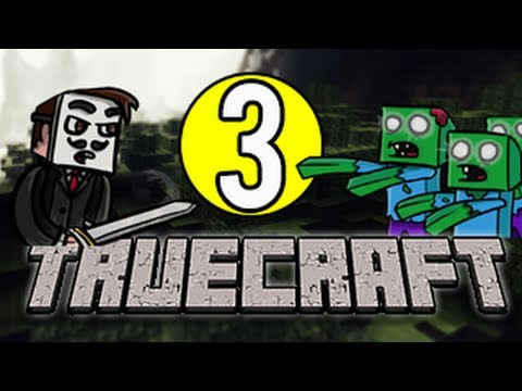 Dumb Villagers Minecraft Xbox Lets Play TrueCraft #3