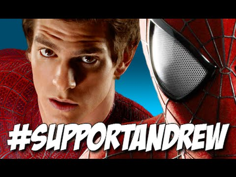 Petition To Keep Andrew Garfield As Spider-Man