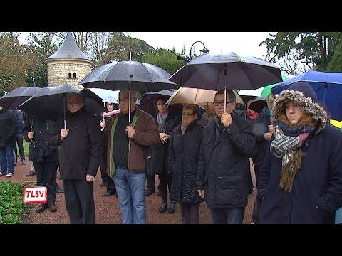 Luçon : 1 minute de silence en hommage aux victimes de l'attentat