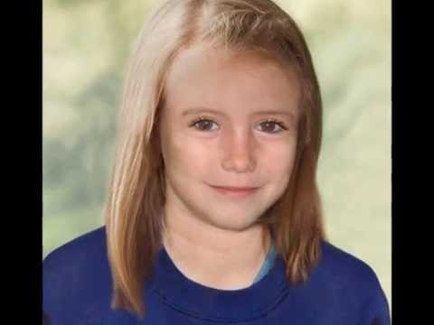 Madeleine McCann at age 9 years old? - NEW AGE PROGRESSION