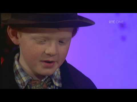 Late Late Toy Show Best Moments: Junior Culchie of the Year