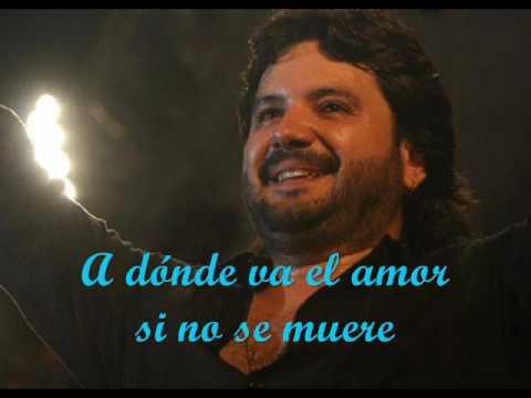 Jorge Rojas - A donde va el amor