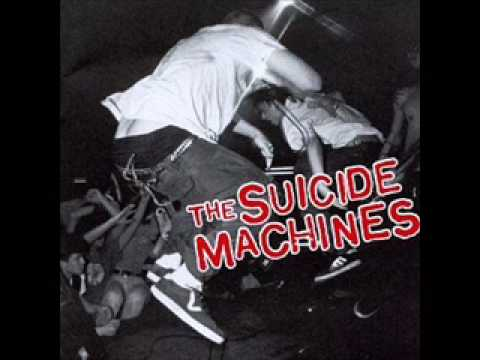Suicide Machines - No Face