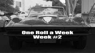 One Roll a Week #2