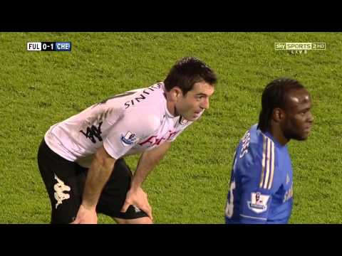 Fulham v Chelsea 17-04-2013  Highlights HD