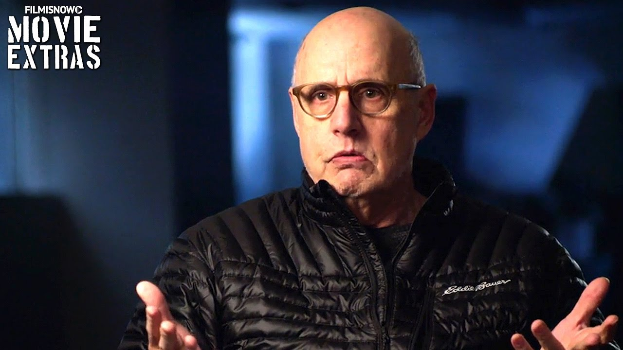 The Accountant | On-set visit with Jeffrey Tambor 'Francis Silverberg'