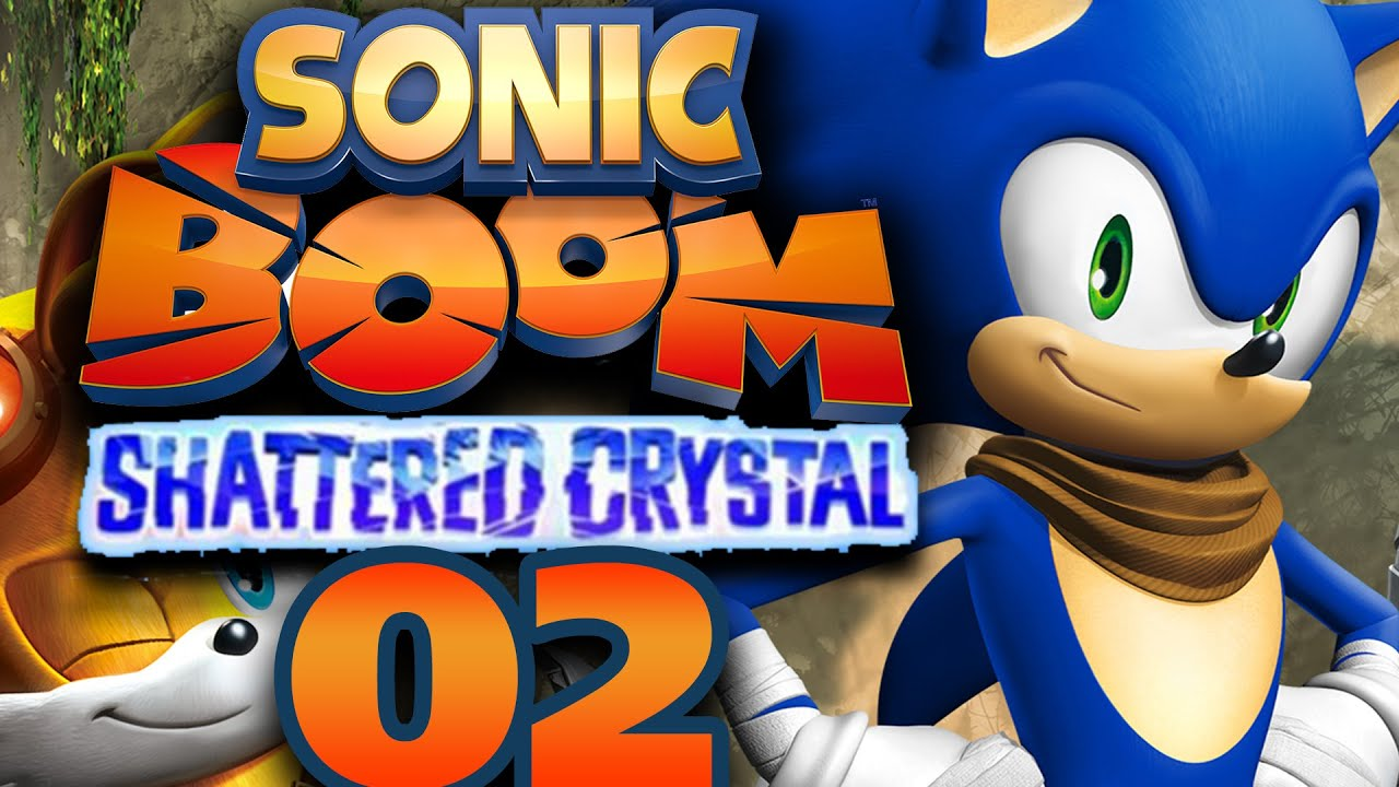 sonic boom shattered crystal guide