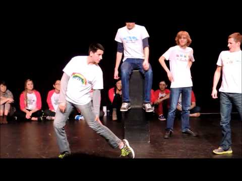 Canadian Improv Games British Columbia semifinals 2014