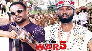 A Thousand War Season 5 - Sylvester Madu|Zubby Micheal 2019 Latest Nigerian Nollywood Movie