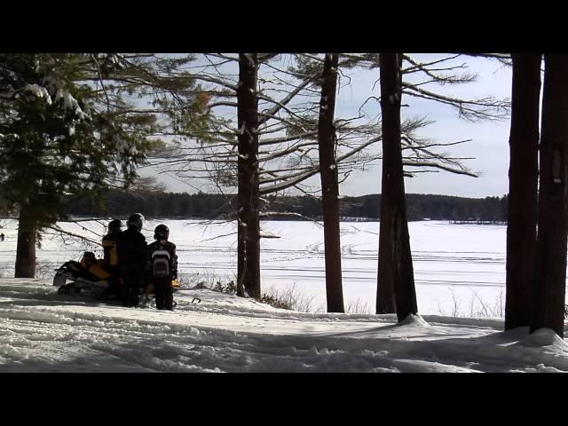 International Snowmobile Congress 2012